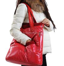 Hot selling Red nylon women bag fashion 2015