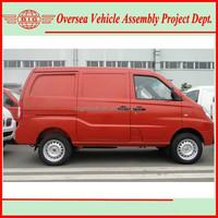 998cc Right Hand Drive Mini Cargo Van Truck Sale