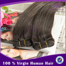 2015 The Best Selling Products Made In China Cheap Milky Way Brazilian Silky Straight Remy Human Hair Weft