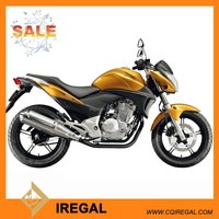 Triumph 350cc Forza Motorcycle