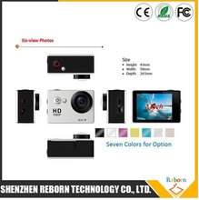 2 Inch H9 4K Screen Action Camera HD1080P Sport Camera
