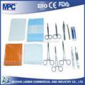 instrumentos quirúrgicos generales desechables