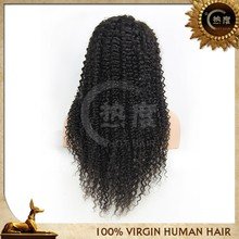 Virgin remy cambodian human hair wholesale aliexpress full lace wig with silk top baby hairs beyonce curl lace wig