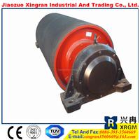conveyor belt ceramic pulley lagging untaxed waterproof conveyor drum roller stainless steel drum roller for mining