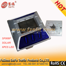 High powered super brightness 3m solar led road marker