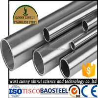 alibaba China suppliers best selling sa 312 astm-a276 304 stainless steel pipe price