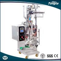 Automatic Small Liquid/Ketchup/Tomato paste/Shampoo/Water sachet Packing Machine
