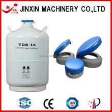 YDS-15 best portable liquid nitrogen dewar tank, factory supply