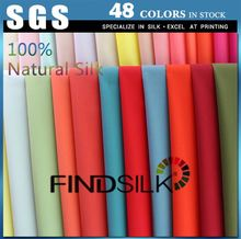 China top 10 silk imported silk fabric