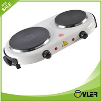 double burner hot plate two burner hot plate