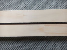 Paulownia pine wood beam finger joint stick laminated scantling