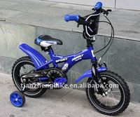"""Boy Bicycle 14"""" 18"""" Blue Color With Fender And 2.125 Tyre Bike"""