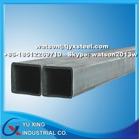 """1 inch Square Steel Tubing (1""""x1"""" to 35""""x35"""")"""