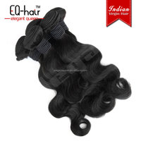 virgin remy 5A grade human hair weft many in stock