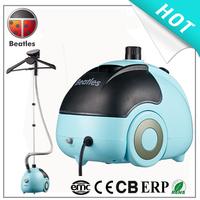 Easy use 1800w eco-friendly electrial garment steamer 1900ml for silk scarve