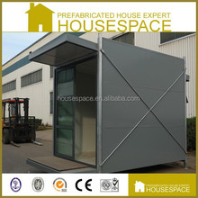 Low Cost Solid Simple Container House For Guard