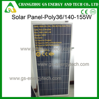 Stock on sale high quality hot selling poly crystalline small size solar panel
