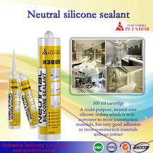 Neutral Silicone Sealant supplier/ kitchen and bathroom silicone sealant supplier/ vynil floor silicone sealant for toyota prado