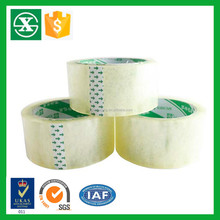 factory price best quality super bopp heat resistant sealing tape for packing