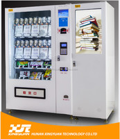 VCM 5000 XY hot sale book /magazine vending machine with 32 inches screen for sale