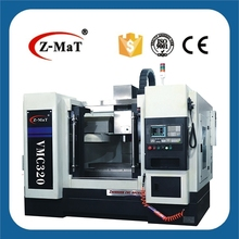 Industrial CNC vertical machining center VMC for sale