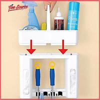 Cleaning organizer caddy Cleaning tool storage Box organizer