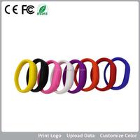 Top Seller Silicon Promotion Bracelet Usb Pen Drive 8GB Wristband Usb