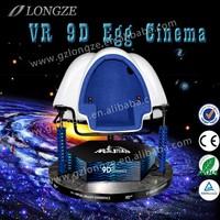 Dynamic Virtual 9d electric cinema theater virtual reality games/equipment vr cinema 9d vr longz With Oculus Rift