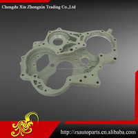 auto engine part diesel engine aluminum alloy timing gear lid for PICKUP