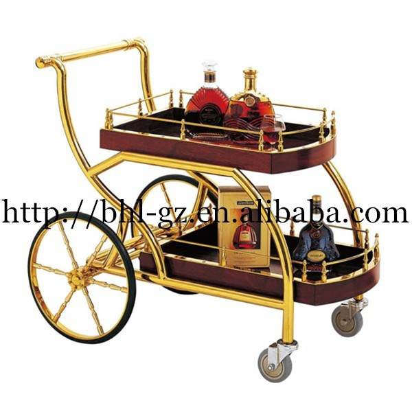 wholesale guangzhou hotel furniture suppliers wholesalers vintage wooden serving carts on wheels. Black Bedroom Furniture Sets. Home Design Ideas