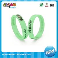 adjustable silicon wristband mosquito repellent wristband