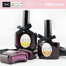 Fábricas chinas de bajo costo de esmalte de uñas de plástico#30127