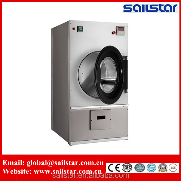 Industrial Clothes Dryer ~ Commercial electric air folding clothes dryer with ce