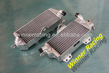 high performance 40mm Aluminum Alloy Radiator for Kawasaki KX250 1988-1989