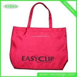 2015 China supplier high quality nylon bag/foldable nylon bag/folding nylon tote shopping bag