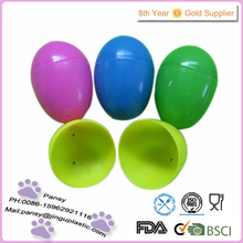 wholesale easter chocolate hollow eggs/easter egg box/easter plastic egg