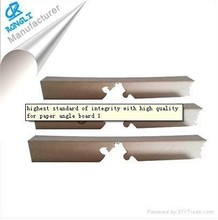 Environmental protection materical paper angle steel