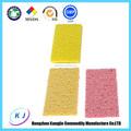 limpeza da cozinha esponja de celulose comprimido bloco