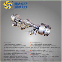 xcmg stabilized soil mixing machine MIXER REAR AXLE GBQ200 for heavy industry machine WB21 WB21H WB25 axle spare parts stabilize