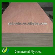 1220 * 2440 * 9mm madera resistente al agua para muebles/ Pegamento WBP/ okoume popalr bintangor nfrentó o laminado de melamina