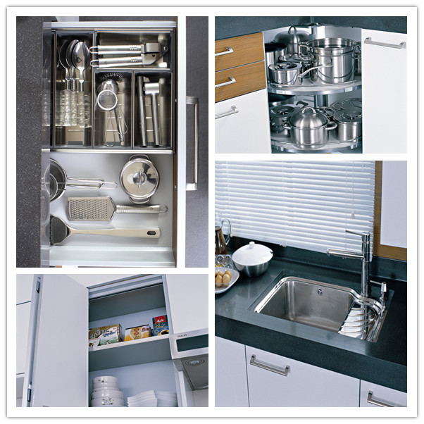 Hot new products for 2015 cheap modular kitchen cabinet for Budget kitchen cabinets ltd