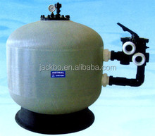 HIGH quality and best selling swimming pool accessories water treatment side mount sand filter