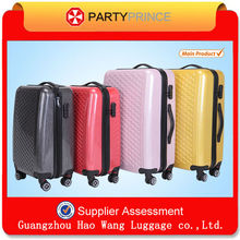 beautiful custom made luggage sets Printing hard suitcase for sale