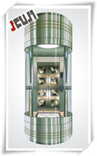 High Quality Sightseeing Elevator/Panoramic Lift/Observation Elevator China manufacturer