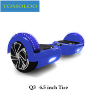 2016 latest electrical scooter electric two wheels self balancing scooter