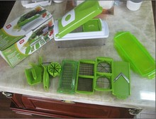Kitchen Multi-function Fruit and Vegetable Tools new Genius Nicer Dicer Plus