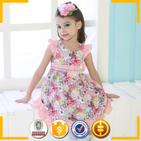 fashion dresses for 2-8 years girl dress factory wholesale price boutique girl princess dresses