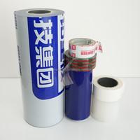 Soft clear plastic/PE protective film