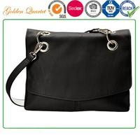 Luxury and Classic Single shoulder bag , Subtly textured polyurethane shoulder bag