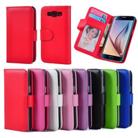 Factory Price Leather Phone Case for Samsung Galaxy A3